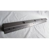 Лонжерон пола центральный, накладка-усилитель, 3мм длина 1000мм 1 шт для 2121-21214