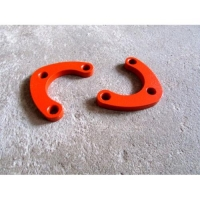 Проставка шаровой опоры наборная,шагтолщина 8мм 2121-2123 2 шт