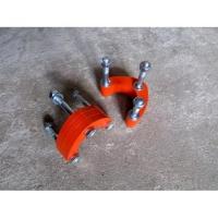 Проставки шаровой опоры наборные, комплект 2 шт. , высота 24мм , с крепежом, универсальные 2121-2123